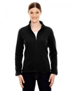 Logo Ash City - North End Ladies' Voyage Fleece Jacket