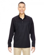 Embroidered Ash City - North End Men's Excursion Circuit Performance Half-Zip