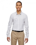 Monogrammed Ash City - North End Men's Excursion F.B.C. Textured Performance Shirt
