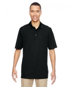 Logo Ash City - North End Men's Excursion Nomad Performance Waffle Polo