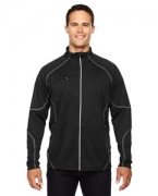 Logo Ash City - North End Men's Gravity Performance Fleece Jacket