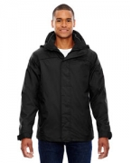 Logo Ash City - North End Men's 3-in-1 Jacket