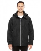 Monogrammed Ash City - North End Men's Insight Interactive Shell Jacket