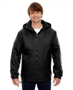 Logo Ash City - North End Men's Insulated Jacket