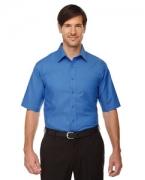 Promotional Ash City - North End Men's Maldon Short-Sleeve Oxford Shirt