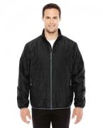 Promotional Ash City - North End Men's Resolve Interactive Insulated Packable Jacket