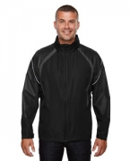 Promotional Ash City - North End Men's Sirius Lightweight Jacket with Embossed Print