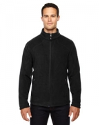 Monogrammed Ash City - North End Men's Tall Voyage Fleece Jacket