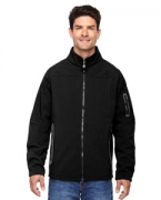 Custom Embroidered Ash City - North End Men's Three-Layer Fleece Bonded Soft Shell Technical Jacket