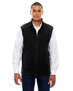 Promotional Ash City - North End Men's Voyage Fleece Vest