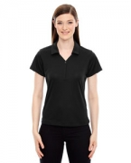 Personalized Ash City - North End Sport Red Ladies' Evap Quick Dry Performance Polo