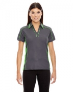 Promotional Ash City - North End Sport Red Ladies' Sonic Performance Polyester Pique Polo
