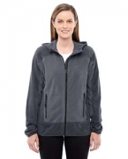 Promotional Ash City - North End Sport Red Ladies' Vortex Polartec Active Fleece Jacket