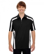 Custom Embroidered Ash City - North End Sport Red Men's Accelerate UTK cool.logik Performance Polo