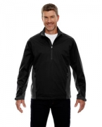 Promotional Ash City - North End Sport Red Men's Paragon Laminated Performance Stretch Wind Shirt