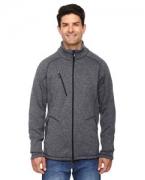 Monogrammed Ash City - North End Sport Red Men's Peak Sweater Fleece Jacket