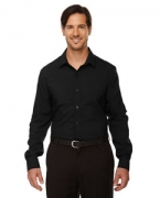 Embroidered Ash City - North End Sport Red Men's Rejuvenate Performance Shirt with Roll-Up Sleeves