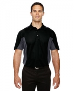 Custom Embroidered Ash City - North End Sport Red Men's Rotate UTK cool.logik Quick Dry Performance Polo