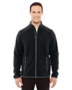 Personalized Ash City - North End Sport Red Men's Vector Interactive Polartec Fleece Jacket