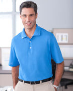 Logo Ashworth Men's EZ-Tech Piqu Polo