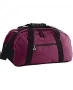 Monogrammed Augusta Drop Ship Small Ripstop Duffel Bag