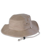 Promotional Austrailian Bucket Hat with Drawstring