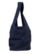 Custom Embroidered Authentic Pigment 12 oz. Direct-Dyed Sling Bag