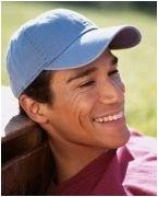Monogrammed Authentic Pigment Direct-Dyed Twill Cap