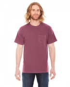 Promotional Authentic Pigment Men's XtraFine Pocket T-Shirt