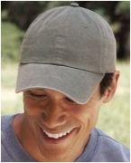Customized Authentic Pigment Pigment-Dyed Baseball Cap