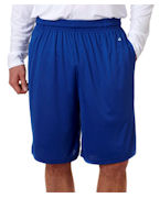 Personalized Badger Adult Performance Shorts