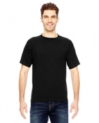 Embroidered Bayside 6.1 oz. Basic T-Shirt