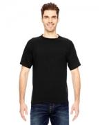 Custom Embroidered Bayside 6.1 oz. Basic T-Shirt