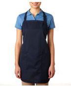 Embroidered Bayside Deluxe Full-length Apron