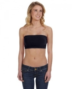 Custom Embroidered Bella + Canvas Ladies' Cotton Spandex Bandeau