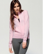 Personalized Bella + Canvas Ladies' Cotton/Spandex Cadet Jacket