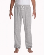 Monogrammed Bella + Canvas Unisex Fleece Long Scrunch Pant