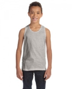 Logo Bella + Canvas Youth Jersey Tank