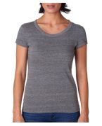 Embroidered Bella Ladies Cameron Triblend Tee