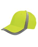 Personalized Big Accessories Reflective Accent Safety Cap