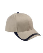 Embroidered Big Accessories Sport Wave Baseball Cap