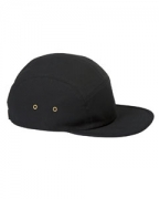 Embroidered Big Accessories Square Panel Cap
