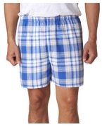 Personalized Boxercraft Adult Classic Flannel Boxers