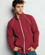 Promotional Canvas Men's 7.5 oz. La Brea Piped Jacket