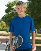 Personalized Champion Youth 4 oz. Double Dry Performance T-Shirt