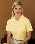 Logo Chestnut Hill Ladies' Performance Plus Piqu Polo