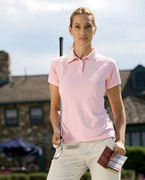 Monogrammed Chestnut Hill Ladies' Technical Performance Polo