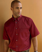 Custom Logo Chestnut Hill 32 Singles Short-Sleeve Twill