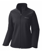 Embroidered Columbia Ladies' Kruser Ridge� Soft Shell