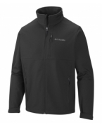 Embroidered Columbia Men's Ascender� Soft Shell